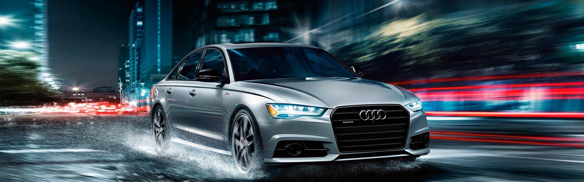 Сервис Audi A6