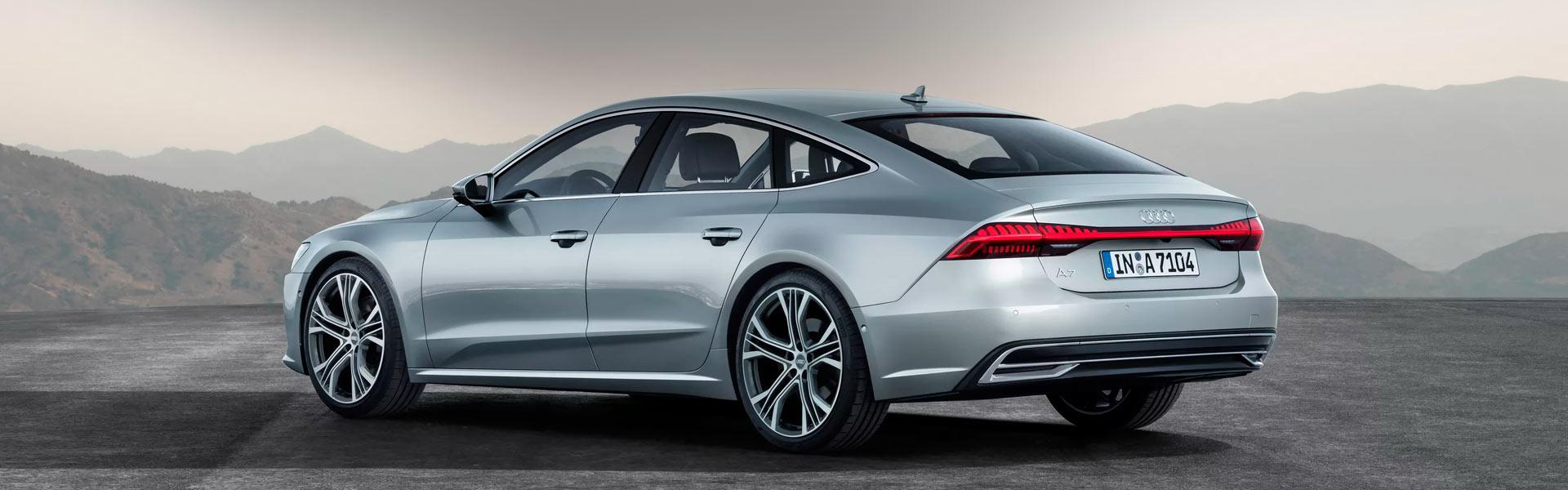 Сервис Audi A7