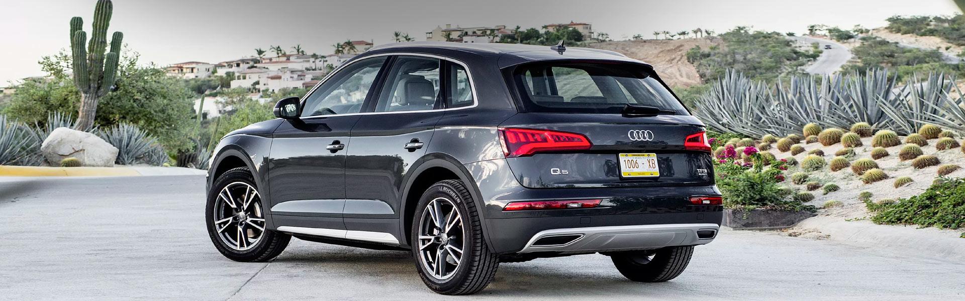 Сервис Audi Q5