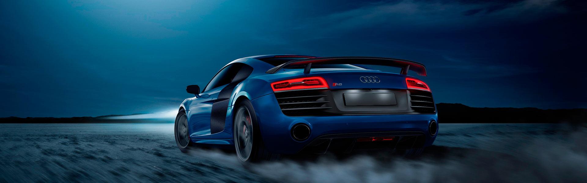 Сервис Audi R8