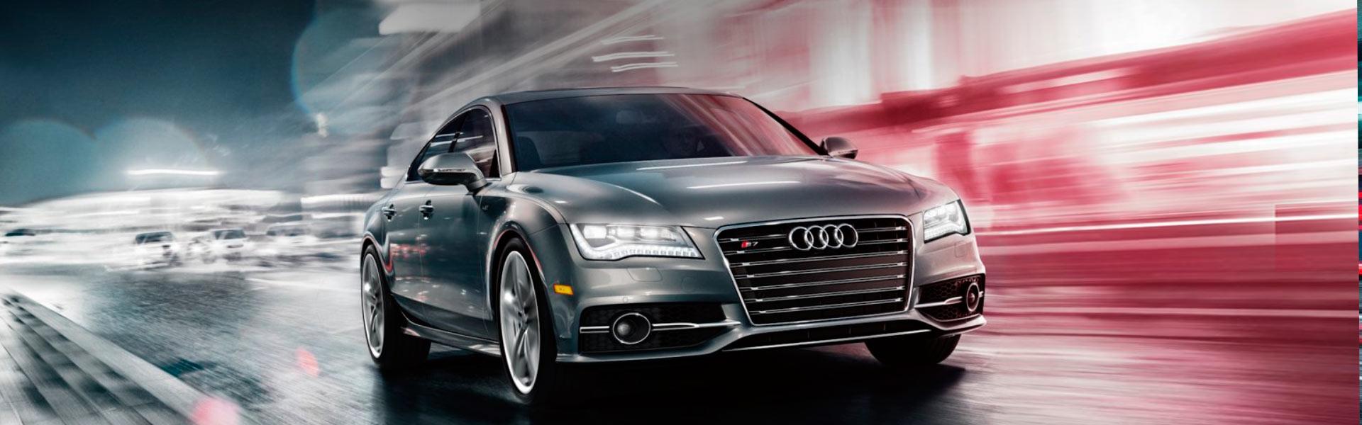 Сервис Audi S7
