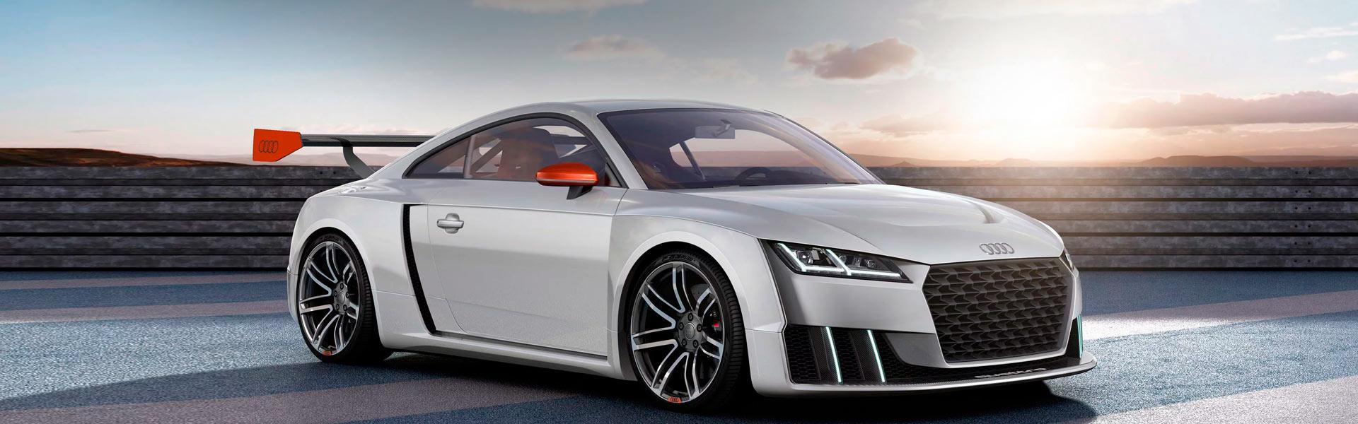Сервис Audi TT