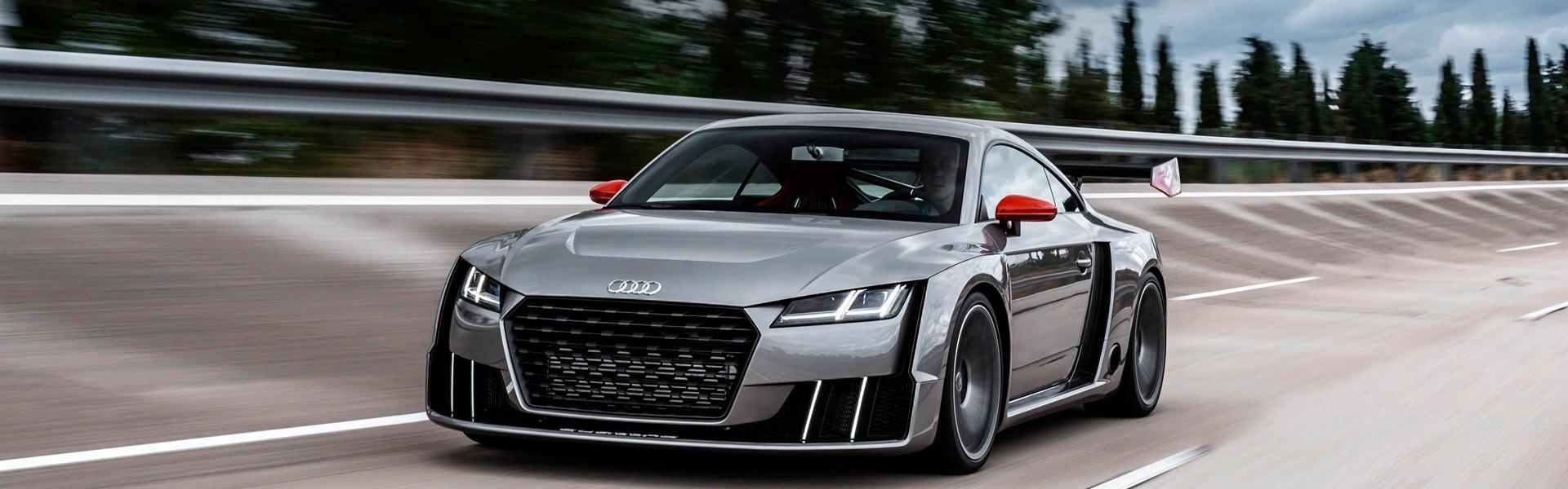 Сервис Audi TTS