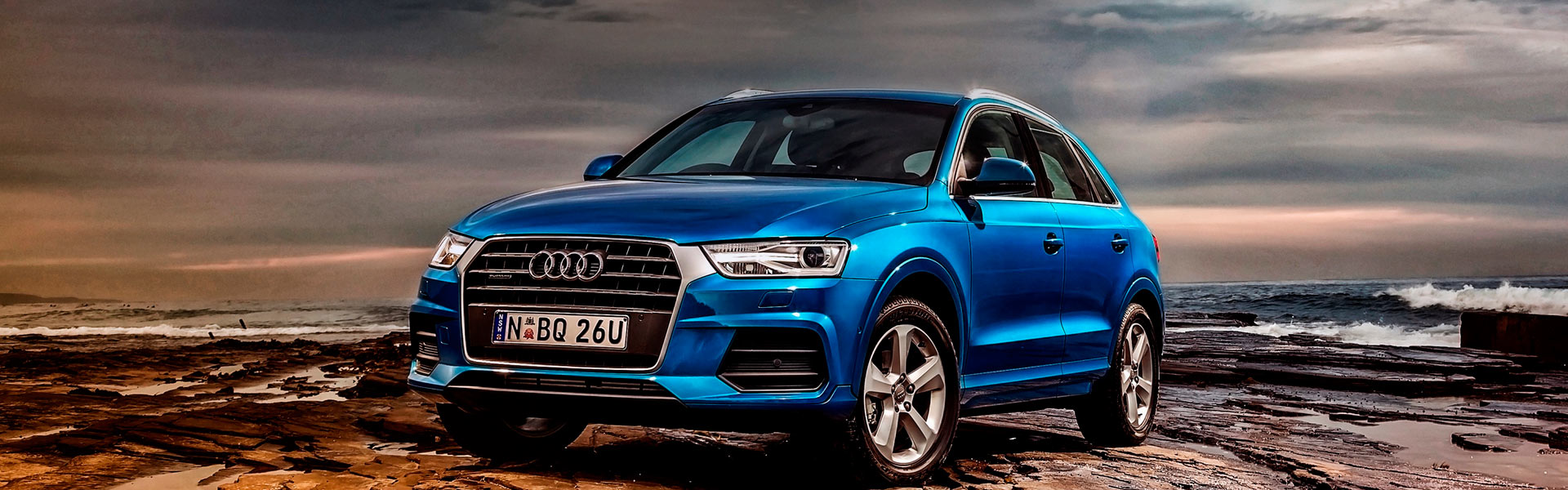 Замена фильтров Audi
